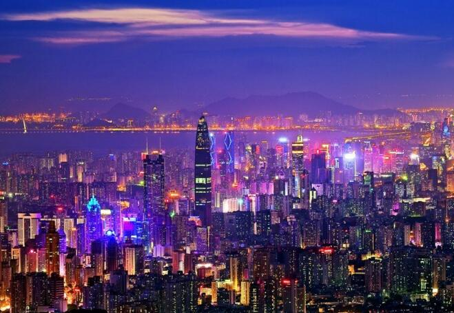 Finding my way around Shenzhen – Part One
