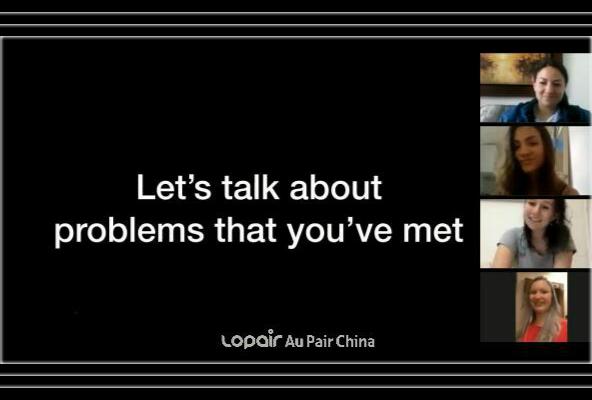 LoPair Webinar: strengthening the tie with au pair